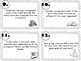 Literature Circle Question Task Cards