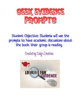 Seek Evidence Question Stems