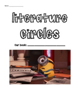 Literature Circle Student Packet (With Role Descriptions a
