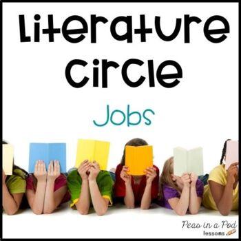 Literature Circles! Common Core 4th, 5th, 6th Grade