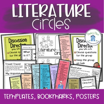 Literature Circles 3-6