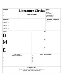 Literature Circles-Effective