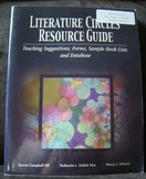 Literature Circles Resource Guide with CD