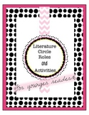 Literature Circles Roles & Activities for Young Readers