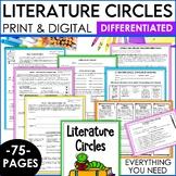 Literature Circles Unit for Book Clubs
