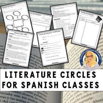 Literature Circles for Spanish Classes