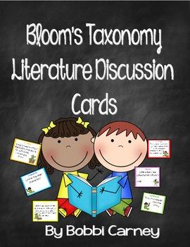 Literature Discussion Cards