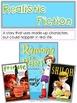 Literature Genres Posters