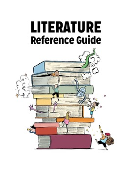 LITERATURE GUIDE for ANY BOOK
