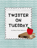 Twister on Tuesday Novel Study