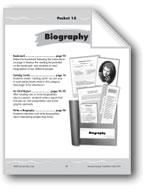 Literature Pockets: Nonfiction: Biography