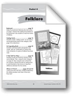 Literature Pockets: Nonfiction: Folklore