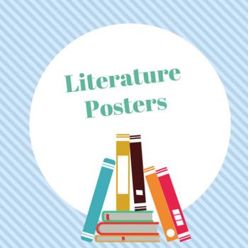 Literature Posters (8.5 x 11)