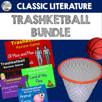 Literature Review Games Bundle