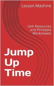 Literature Unit Study Guide for Jump Up Time, by Lynn Joseph