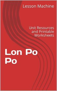 Literature Unit Study Guide for Lon Po Po, by Ed Young