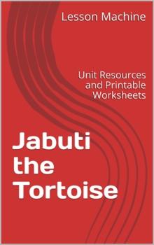 Literature Unit for Jabuti the Tortoise Told by Gerald McDermott