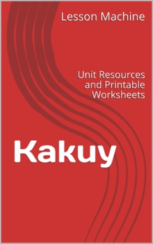 Literature Unit for Kákuy as retold by Lulu Delacre In the