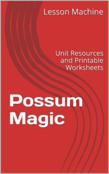 Literature Unit for Possum Magic by Mem Fox