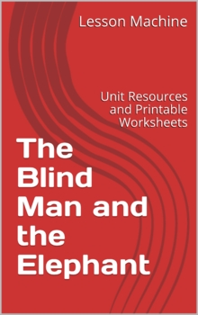 Literature Unit for The Blind Men and the Elephant Retold