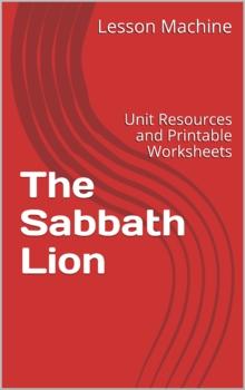 Literature Unit for The Sabbath Lion by Howard Schwartz an