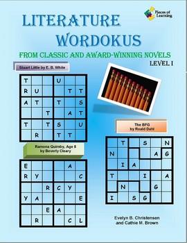 Literature Wordokus Level 1