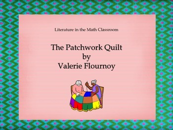 Polygon Recognition using The Patchwork Quilt