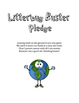 Littering Pledge