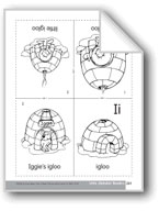 Little Alphabet Reader: Ii Igloo