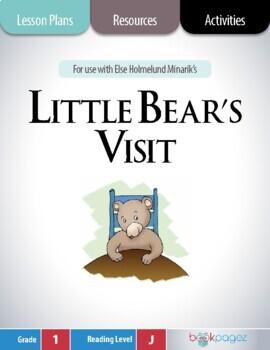 Little Bear's Visit Lesson Plans & Activities Package, Sec