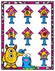 Little Birdies Long Ai/Ay File Folder Game First Second Gr