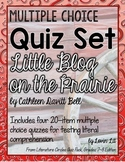 Little Blog on the Prairie Quiz Set