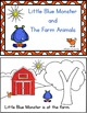 Little Blue Monster's Farm Adventures / Interactive Litera