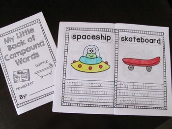 Compound Words Book