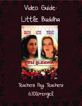 Little Buddha (1993) Movie Video Guide (Buddhism)