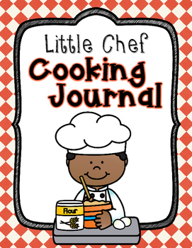 Little Chef Cooking Journal