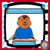 Instant Listening Center - Mercer Mayer - Listening Centers!