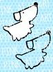 Little Doggy Clip Art