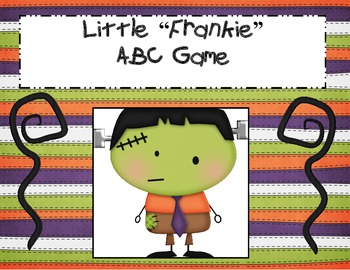 "Little ""Frankie""  A, B, C, Game"