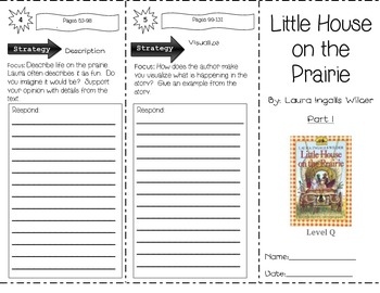 Little House on the Prairie Trifold