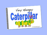 Very Hungry Caterpillar LITTLE INTERACTIVE BOOK