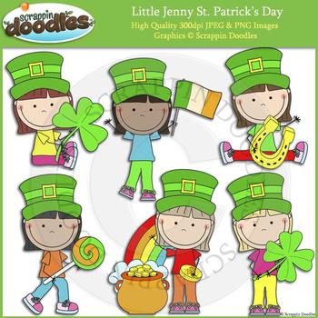 Little Jenny St. Patrick's Day