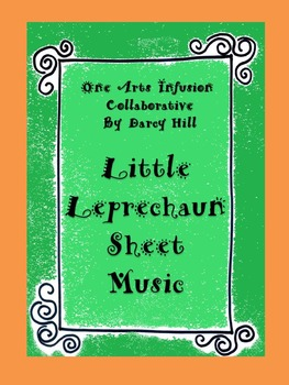 Little Leprechaun Sheet Music