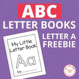"""Little Letter """"A"""" Book: FREEBIE"""