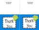 Little Monster Thank You Cards -set of 3
