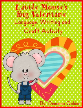 Little Mouse's Big Valentine