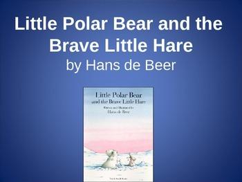 Little Polar Bear & Brave Little Hare, Collaborative Conve
