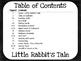 Little Rabbit's Tale  1st Grade Harcourt Storytown Lesson 19