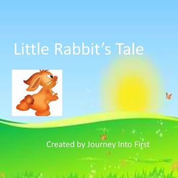 Little Rabbit's Tale (Journeys Common Core Reading Series)