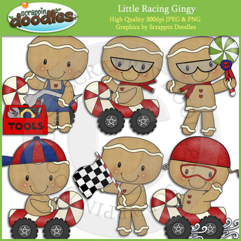 Little Racing Gingy